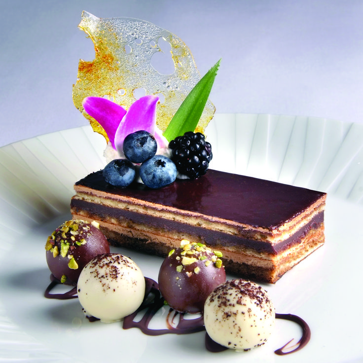 Opera Cake.... YUMMM | Sweets and Treats | Opera Cake ...