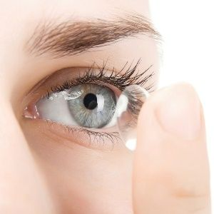 Improper use of contact lenses can trigger serious eye damage