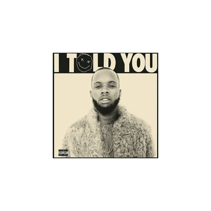 Tory Lanez - I Told You [Explicit Lyrics] (CD)