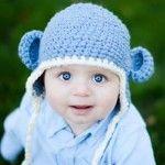 kulaklıklı bebek bere modelleri