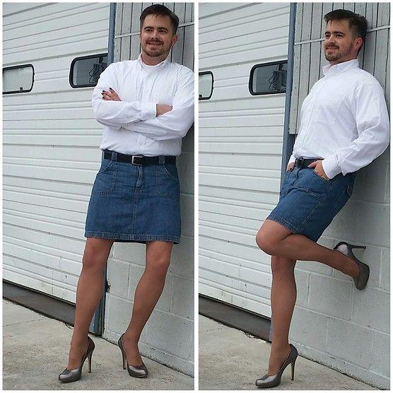 17 Best Ideas About Men Wearing Skirts On Pinterest