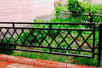 Газонные ограждения в ландшафтном дизайне | Металлические заборы и ...  Изготовление, монтаж металлоконструкций в Новосибирске