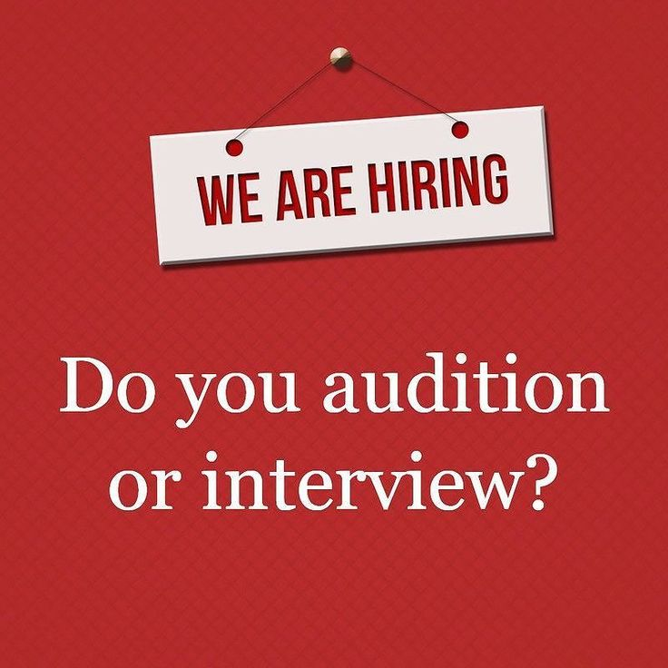 Blogged on linkedin do you audition or do you interview? - Tips for recruiting people who can actually do the job  http://ift.tt/2zWSNul