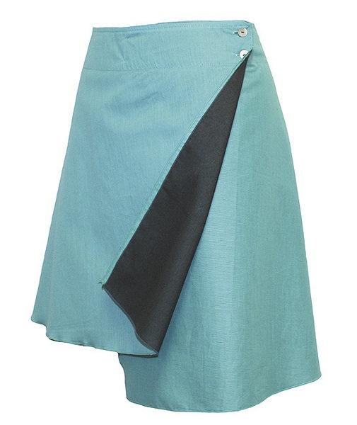 Chalkydigits Summer 12/13 Twice As Nice Reversible Skirt Womens