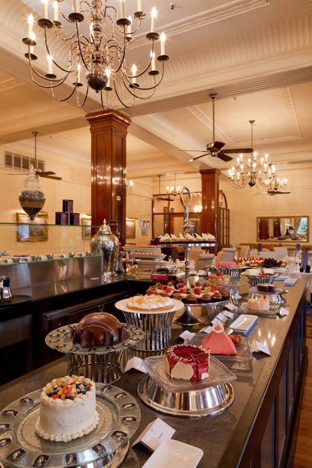 High Tea, Windsor Hotel | Melbourne, Australia