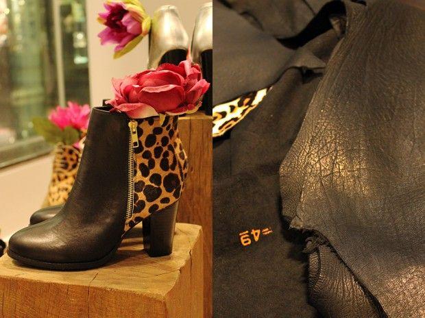 Tom Gunn Leather Samples