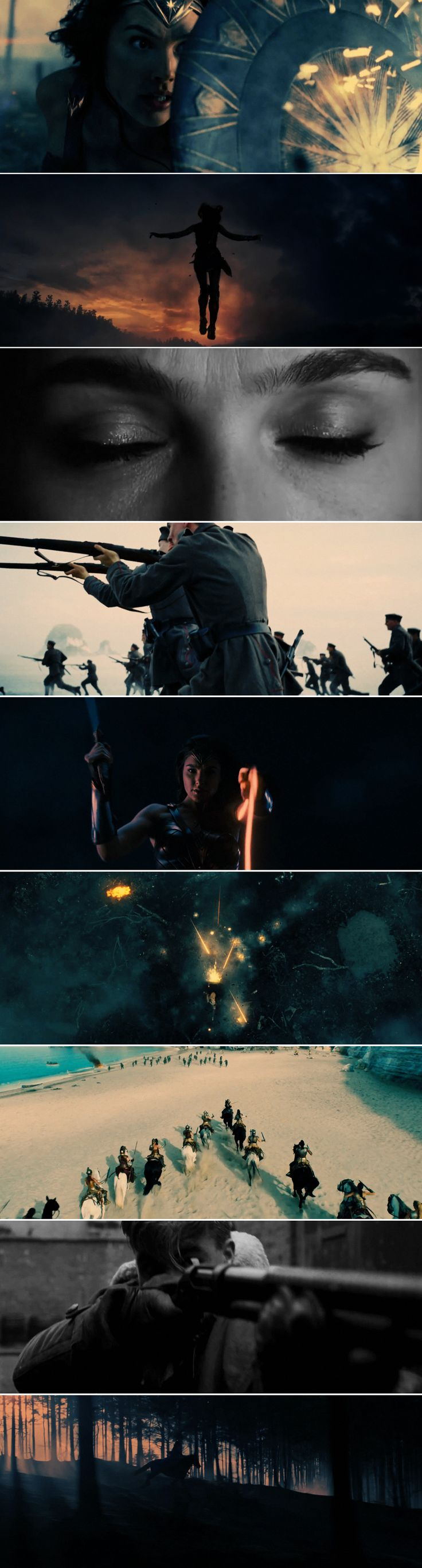 I will fight for those who cannot fight for themselves.  //  Wonder Woman (2017)