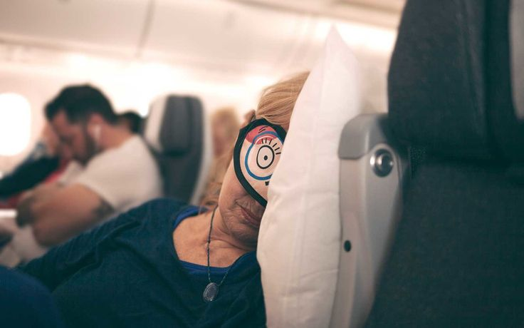 Why You Should Never Sleep Through Takeoff or Landing | Sleeping isn't always a perfectly harmless in-flight activity.