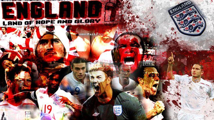 England National Team Wallpaper