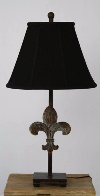Rushy Lamp
