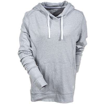 Under Armour Sweatshirts: Women's Aluminum 1244355 052 Pierpoint Sweatshirt - Under Armour Sweatshirts - Sweatshirts - Workwear