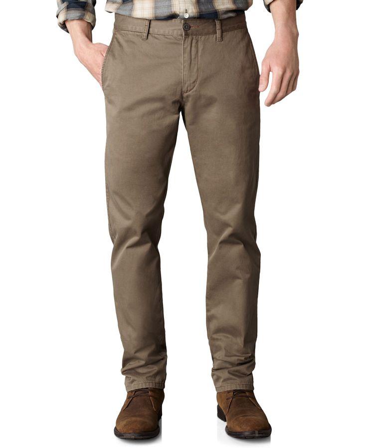Dockers Pants, Alpha Khaki Slim Fit - Mens Pants - Macy's Dress up or Down