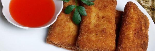 Risolles | Kokkie Slomo - Indische recepten