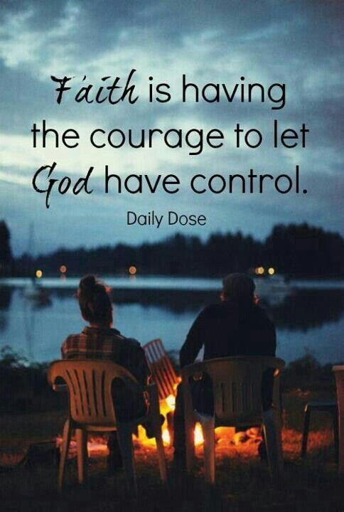 """Faith...♥... Let the LOVE and CHARACTER of God grow your trust in Him. There is MORE to our lives than just living it for our benefit, there is God's plan: """"May the God of hope fill you with all joy and peace in believing, so that by the power of the Holy Spirit you may abound in hope,"""" Romans 15:13."""