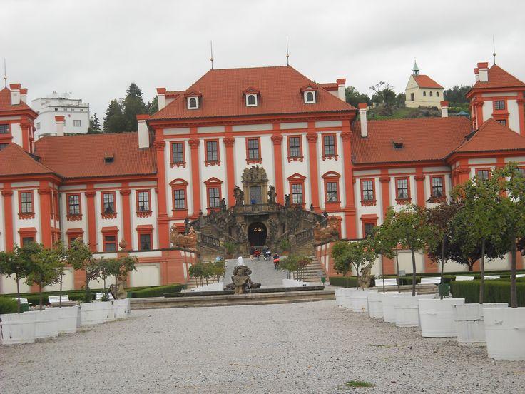 Trojský zámek, Prague