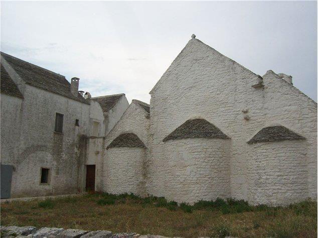 Chiesa del Barsento.