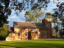 Campbelltown, New South Wales - St Peters Church