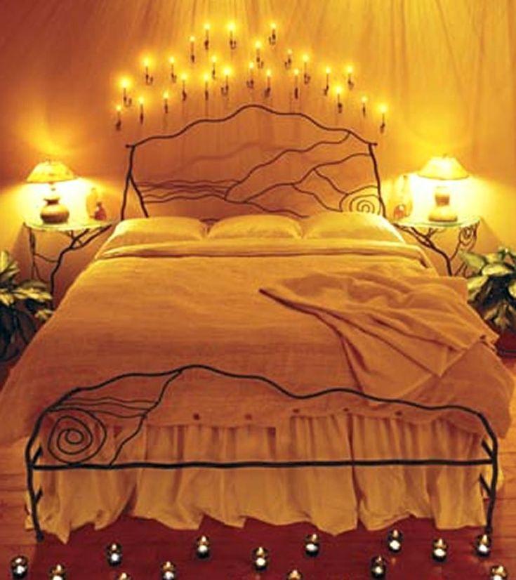 Minimalist Romantic Bedroom Interior Design Ideas Bedroom Interior Ideas   2058. The 25  best Romantic bedroom candles ideas on Pinterest