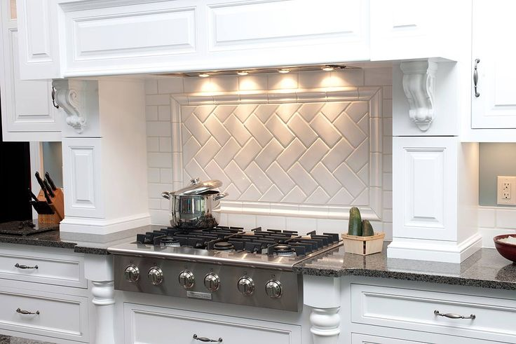 kitchen range backsplash | backsplash decor gallery