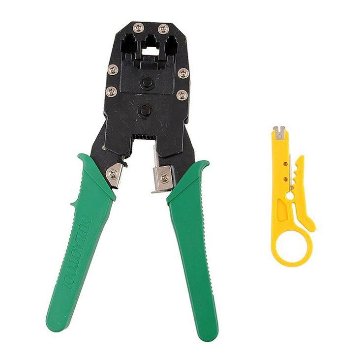 Обжимка для кабеля RJ45, RJ11
