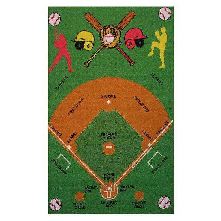 25+ Best Ideas About Baseball Field On Pinterest