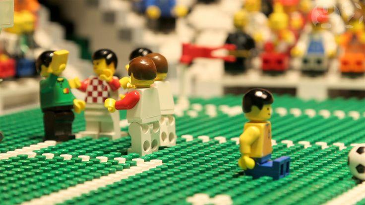 #LEGO #WorldCup #Brazil2014