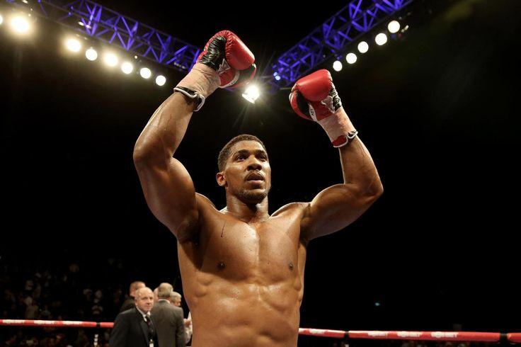 Anthony Joshua to fight carlos Takam