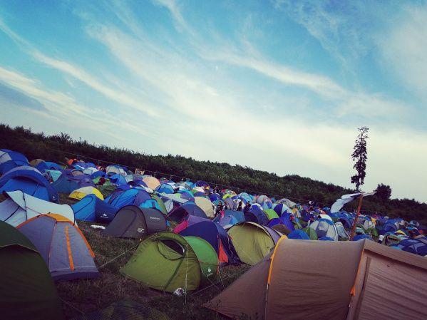 Electric Castle Music Festival in Bontida, Romania - Banffy Castle / Camping #Cluj