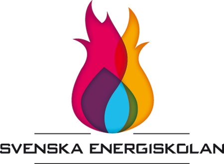 Logotype Svenska energiskolan.