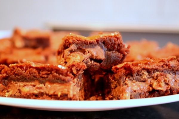Clover Lane: Kitty's Brownies: A Divine Recipe