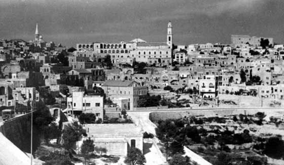 Bethlehem, Palestine, 1938 بيت لحم