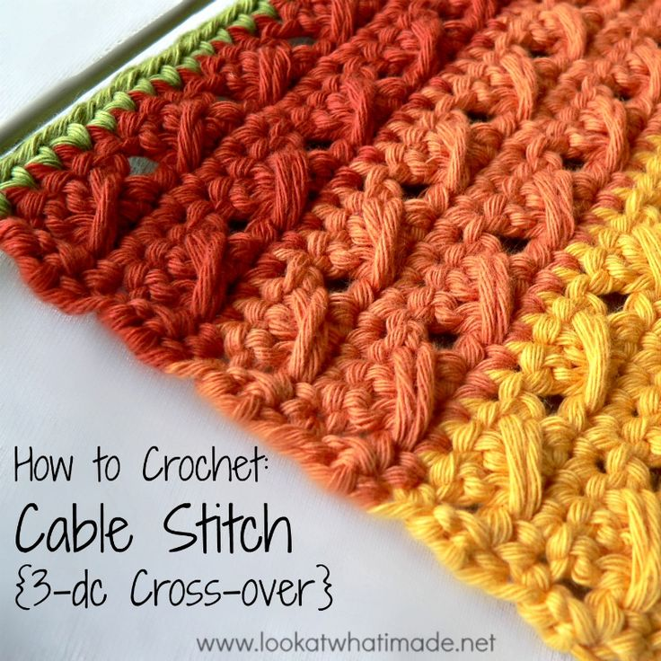 How To Crochet: 30+ Free Crochet Stitches and Tutorials – Cute DIY Projects