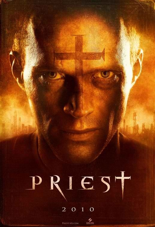 Priest (2011) #movie #posters #horror #films