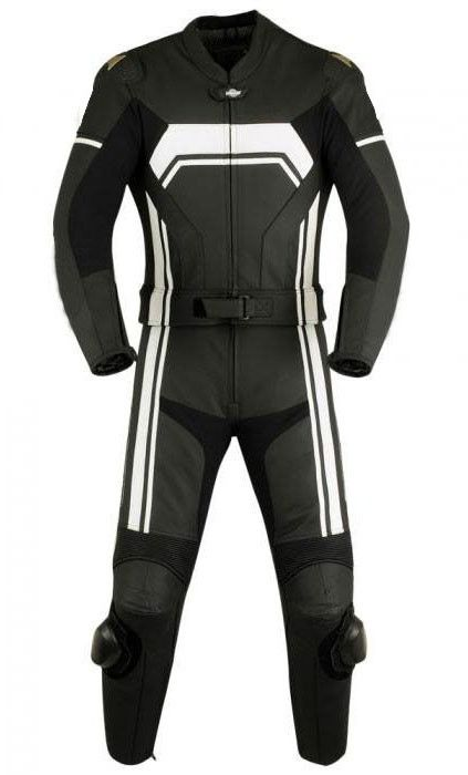 Made to Measure Custom Leather 2 Piece Motorcycle Racing Leathers - Motorcycle Jackets - Apparel & Accessories