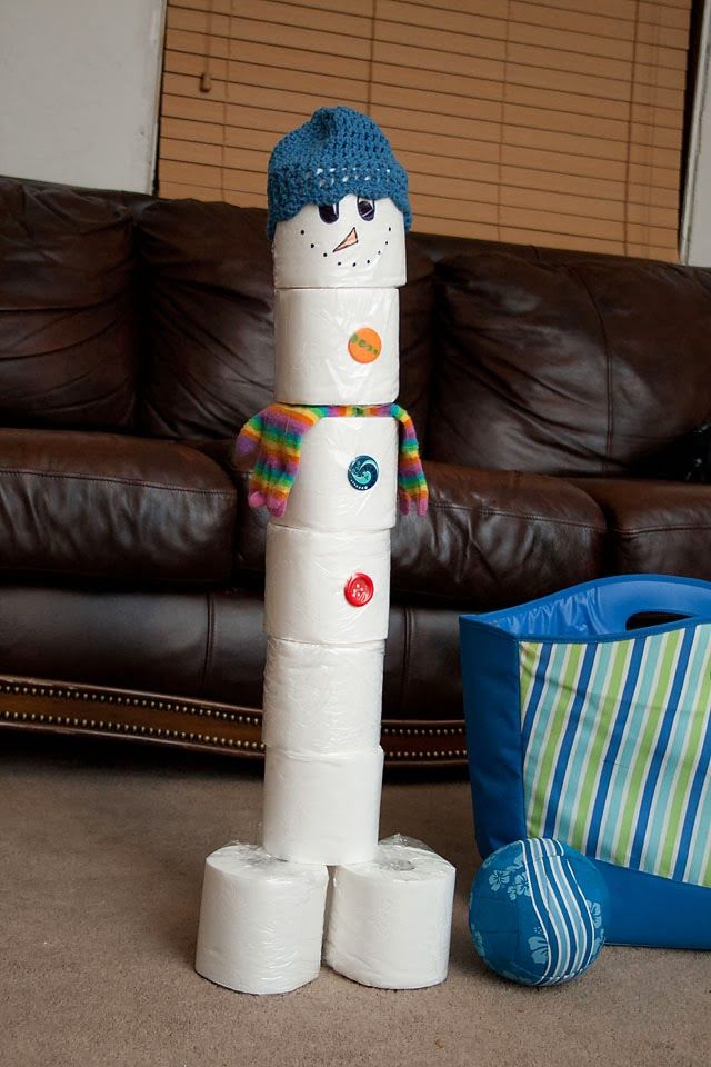 """Its a """"Johnson"""" thing....: Primary Music: Snowman Bowling Activity"""