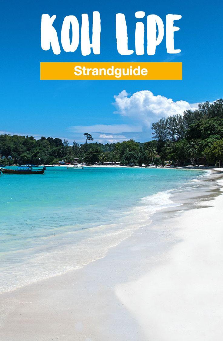 Koh Lipe hat einige der schönsten Strände der Andamanensee zu bieten und wird manchmal auch als die Malediven von Thailand bezeichnet. Hier zeigen wir dir alle wichtigen Strände der Insel.