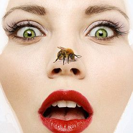 Bee Sting Facial using the signature, world-renowned Heaven Skincare by Deborah Mitchell products and Abeetoxin Bee Venom Mask!