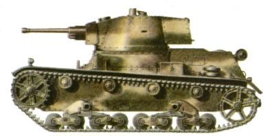 7TP light tank, 1939, pin by Paolo Marzioli