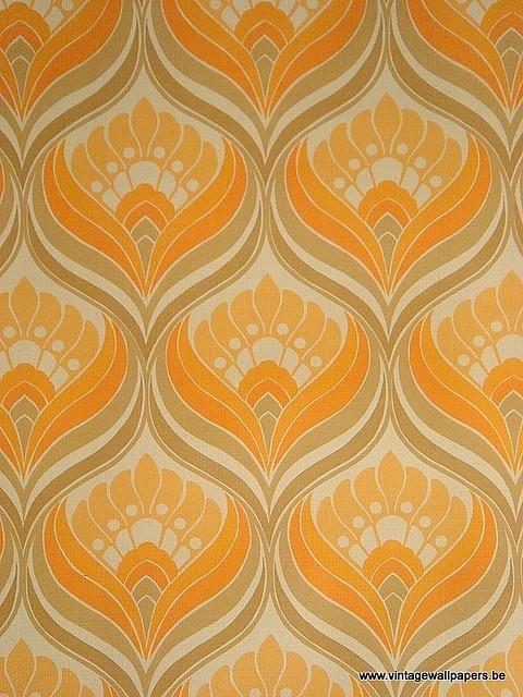 Retro Wallpaper Patterns - AnotherDesignBlog.