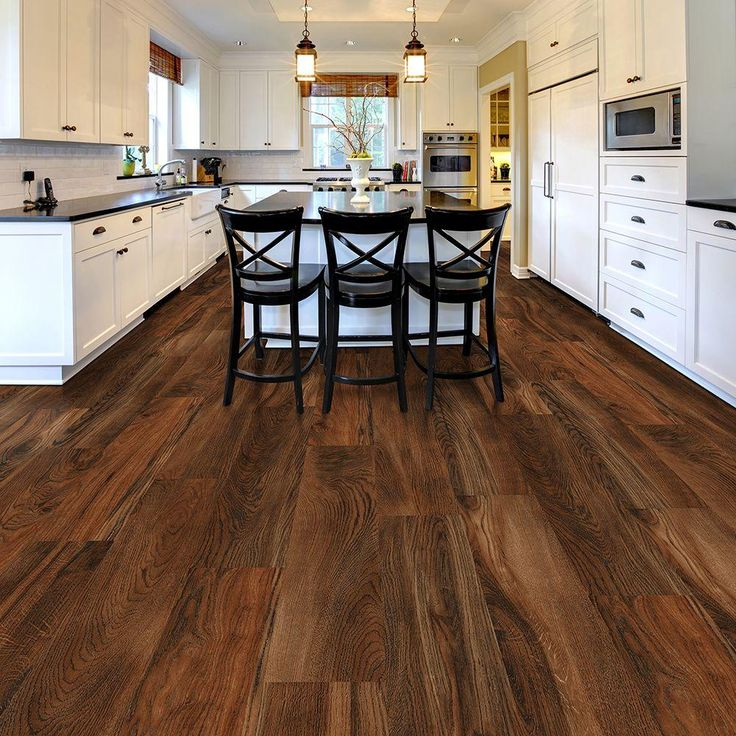 TrafficMASTER Allure Ultra Wide 87 In X 476 Red Hickory Luxury Vinyl Plank Flooring 2006 Sq Ft Case
