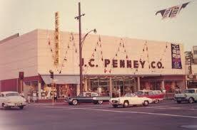 J.C. Penney's, Brand Blvd., Glendale, California