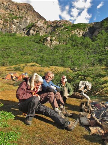 Trekking in Dientes de Navarino-Puerto Williams-Chile
