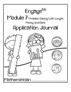 Eureka Math (Engage NY) Module 7 Application Problems