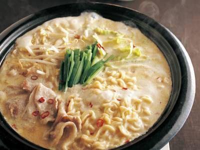 ピリ辛にんにくラーメン鍋レシピ 講師はMako(多賀 正子)さん|使える料理レシピ集 みんなのきょうの料理 NHKエデュケーショナル