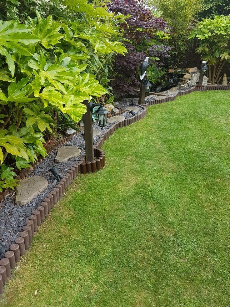 Small nice garden