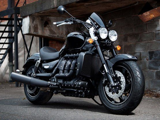 Triumph Rocket III celebrates its 10th anniversary with a special edition bike, Rocket X