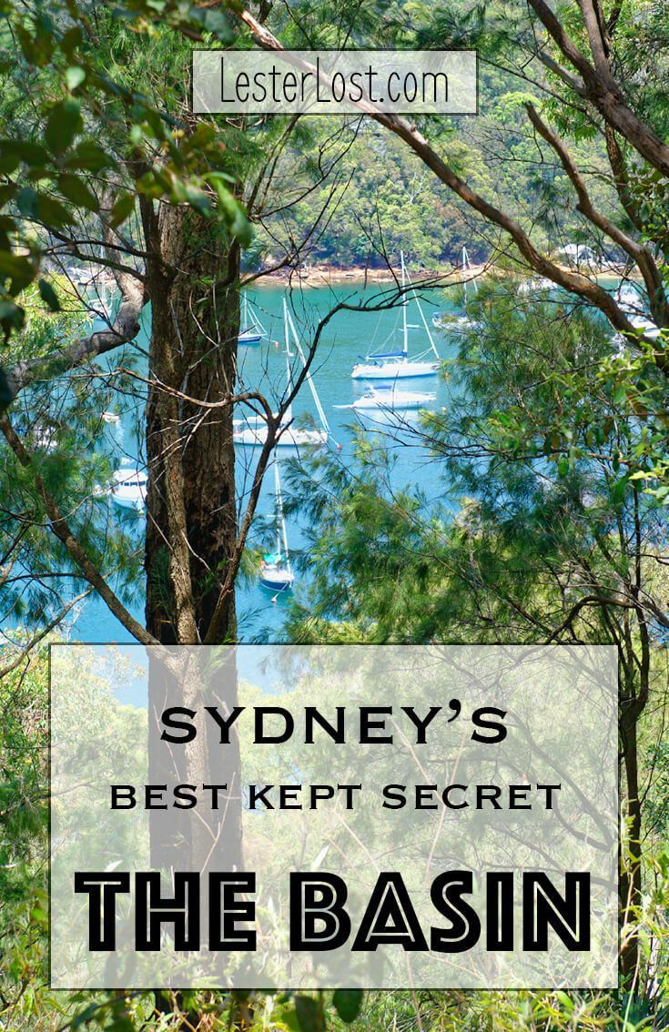 Travel Australia | Sydney Travel | Discover Sydney | The Basin | Sydney Day Trips | Beach Getaway | Sydney's Best Kept Secret | Sydney's North | Pittwater | New South Wales