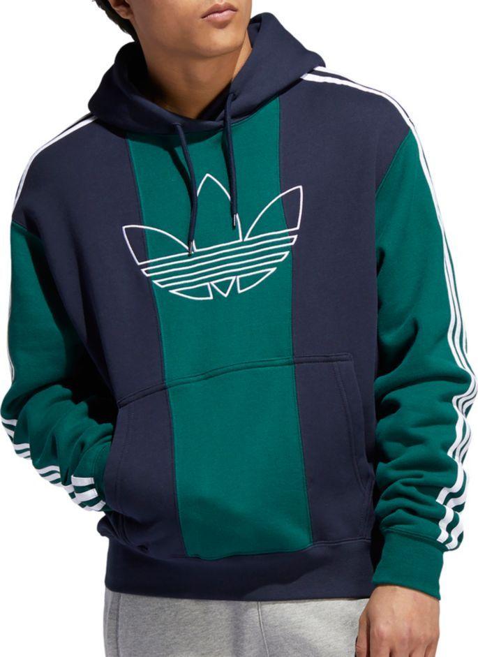 Adidas Originals Men S Off Court Trefoil Hoodie Hoodies Comfy Hoodies Adidas Originals Mens