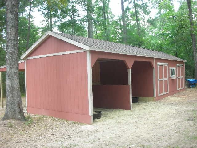 Pro Loafing Shed Pure Country Shed Bliss Country