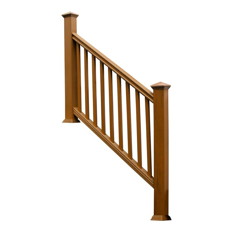 1000 ideas about stair railing kits on pinterest